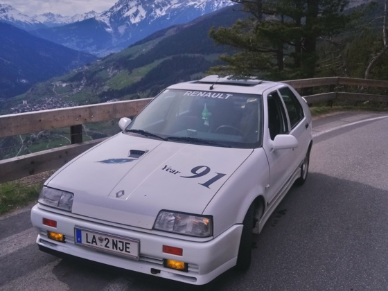 Renault r19 16v Bj 91
