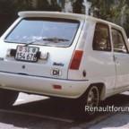 Renault 5 Gordini turbo 1984