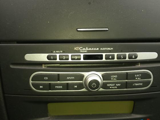 Cabase mit Navi und MP3 Wechsler
