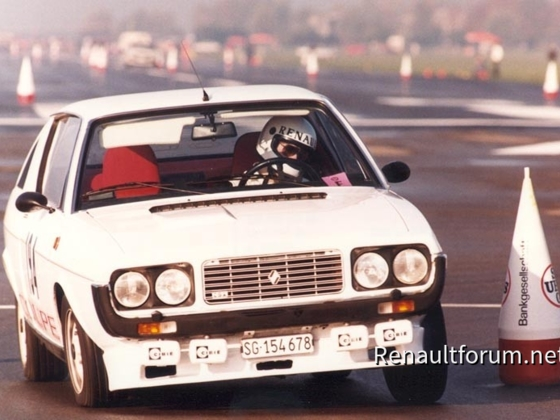 Renault 17 TS Phase 2 1977