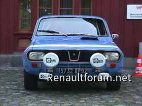 Renault 12 Gordini 2022 Bj 1972